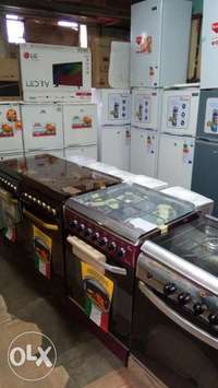 Fridges, cookers & freezers 0
