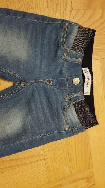 Spodnie jeansowe rozm.98 Gorlice - image 2