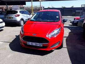 2017 Ford Fiesta 1.4 is on sale!