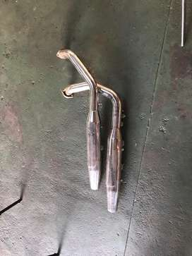 Harley 885 roadster pipes for sale
