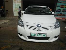 Toyota Verso 1.6 Six Speed