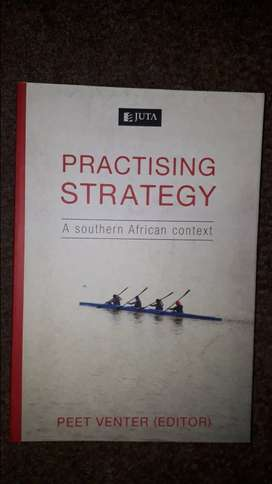 Practising Strategy- A Southern African context