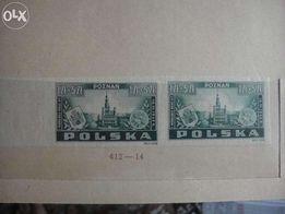 znaczki polski ludowej