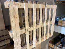Wooden Pallets - Strong Pallets