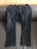 Spodnie jeansy męskie Lee