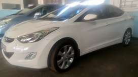 Hyundai Elantra in excellent condition 1.6