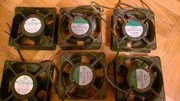 Вентилятор RAL1238S1, рама 120х120х38, подшипник скольжения, 220 В, 15