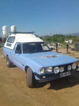 Ford Cortina Bakkie with Canopy