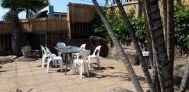 Affordable self-catering house to rent on Marine Drive.