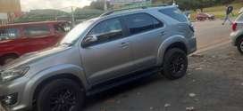 Toyota Fortuner 3.0 D4D available in excellent condition
