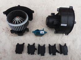 Вентилятор салона двигателя датчики моторчик климата Кайен Туарег