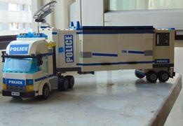 Lego City - 7288 Mobilna Jednostka Policji
