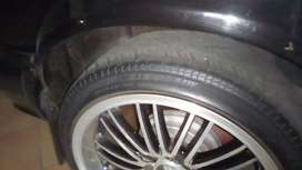 Hi I got mags on my golf one I want to swap for 15 inch I got 17 inch