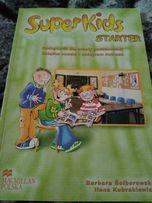 Super Kids starter podręcznik dla szkoły podstawowej