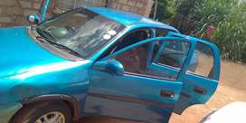 I am selling my car as it is just don engine