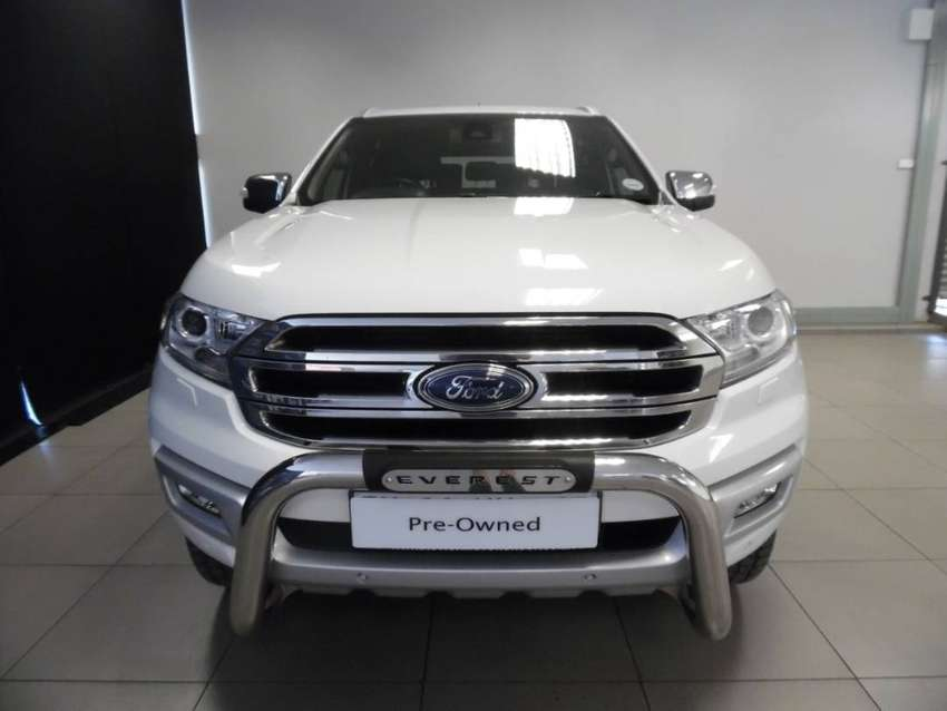 Ford Everest 3.2 TDCi LTD 4x4 A/T 0