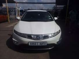 Honda Civic 1.8T