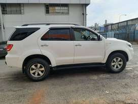 Pre-Owned 2009 Toyota Fortuner 3.0D4D Manual