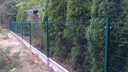 Montaż ogrodzeń : Panel Siatka Bramy Furtki