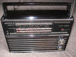 Радиоприёмник ВЭФ-202 рабочий