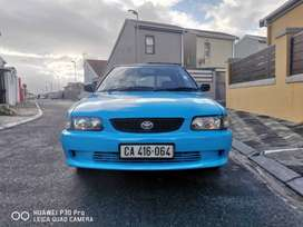 2002 TOYOTA TAZZ FOR SALE NOW