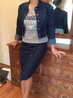 Женский брендовый костюм IceBerg размер S