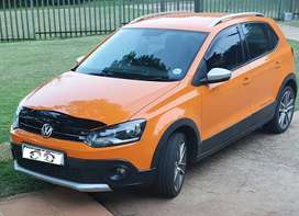 Cross Polo 16 TDI 77kw MAN