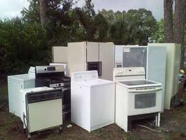 Looking for old scrap appliances