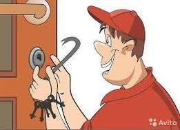 Аварийное открытие дверей,установка замка