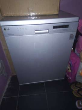 LG dishwasher working 100% no problems at all . Serious buyers only