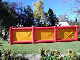 Inflatable Shooting Tunnel For Hire