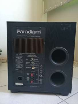 PARADIGM PDR-10 ACTIVE SUBWOOFER