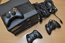Xbox 360 Slim Freeboot 250 Gb прошитый с гарантией + игры