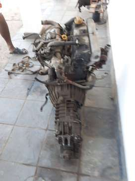 2009 Tata Telcoline 2.2 L diesal engine and gearbox for sale