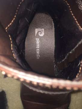 Pierre Cardin Brown boots