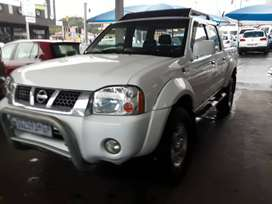 """2007 Nissan Hard-body 3.0 Engine Capacity Double Cab""""Diesel"""" (4x4 ) wi"""