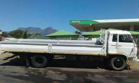 8 ton truck with driver for hire
