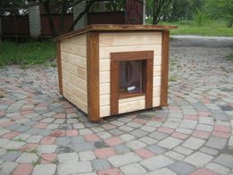 Будка для собаки | 60*70*50 | Съемная крыша | Вагонка