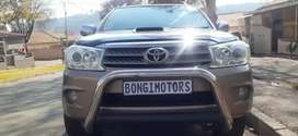 TOYOTA FORTUNER 3.0 D4D IN EXCELLENT CONDITION