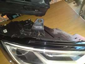 Audi A3 right side headlight