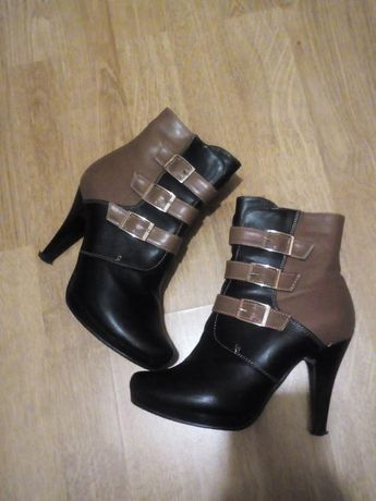 Осінні ботинки Макаров - изображение 1