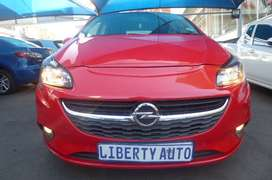 2017 #Opel Corsa 1.0T Enjoy Eco-Flex #Hatch Back 55,000km LIBERTY AUTO