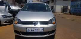 VW Polo max 1.6 engine