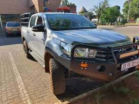 2017 Toyota Hilux 4x4, Navigation, EXELENT condition, plus extras.
