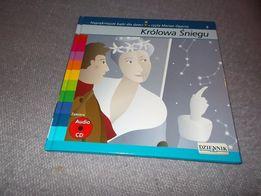 """""""Królowa Śniegu""""- książka z cyklu """"Najpiękniejsze bajki dla dzieci"""""""
