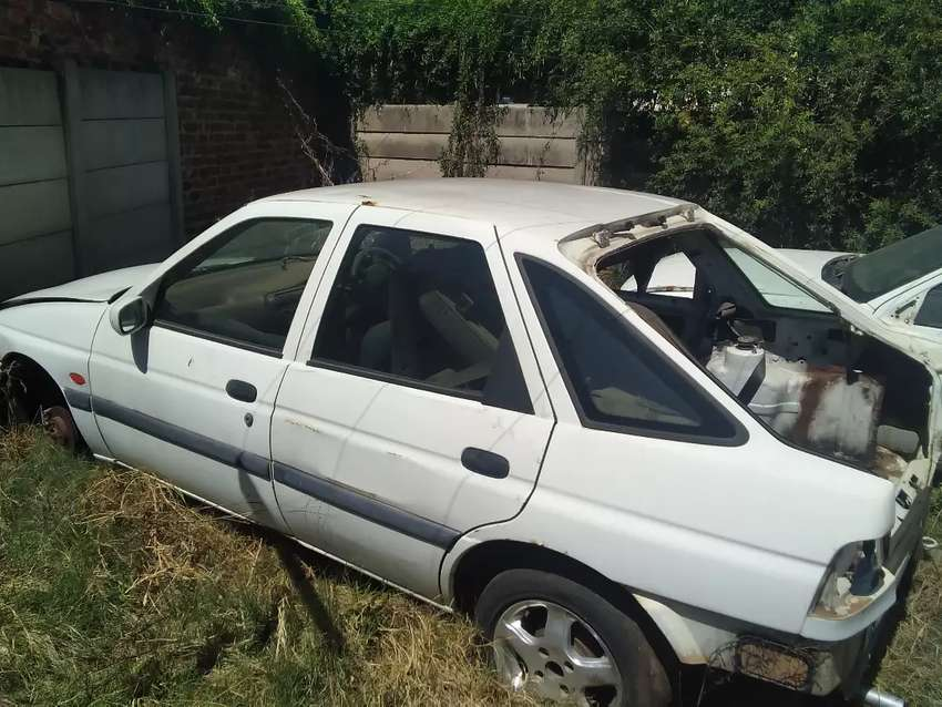 Ford Escort hatchback available for stripping