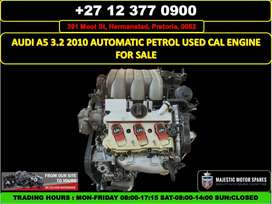 Audi A5 3.2 used CAL engine for sale