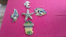 Декоративные керамические украшения для ванной,бассейна ручная работа