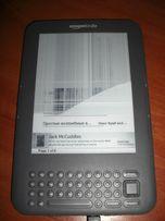 Amazon Kindle 3 Keyboard Wi-Fi 3G на восстановление битый экран