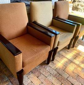 Arm chair couches